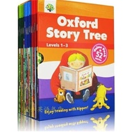 Oxford Story Tree牛津故事樹 Leve1-3 分級讀物