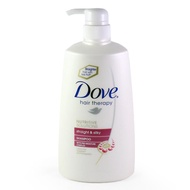 Dove Nutritive Solutions Straight &Silky Shampoo with Pro-Moisture Complex 700ml TC