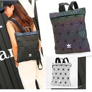 Adidas x Issey Miyake 3D Urban Mesh Roll Up Unisex casual Backpack womenbag