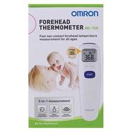Omron | ออมรอนเครื่องวัดอุณหภูมิทางหน้าผาก Forehead Thermometer รุ่น MC-720