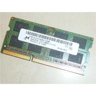 美光 Micorn DDR3 1600 4G 4GB 雙面顆粒