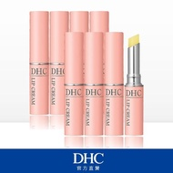 【DHC】護唇膏8入特談組(純欖護唇膏1.5g*8)