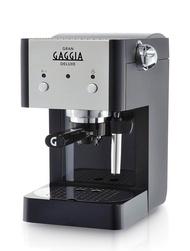 GAGGIA เครื่องชงกาแฟ สีเงิน-ดำ - เครื่องทำกาแฟ เครื่องชงกาแฟสด เครื่องชงกาแฟแคปซูล กาแฟแคปซูล แคปซูลกาแฟ เครื่องทำกาแฟสด หม้อต้มกาแฟ กาแฟสด กาแฟลดน้ำหนัก กาแฟสดคั่วบด กาแฟลดความอ้วน mini auto capsule coffee machine starbuck