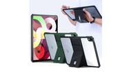 XUNDD for iPad Air 4 10.9吋 2020 生活品味平板隱形支架殼