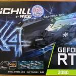 旗艦級 GPU 配最強散熱 Inno3D GeForce RTX 3090 iCHILL X4