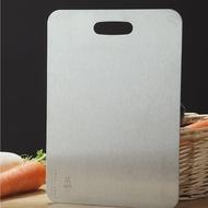 【PUSH!】廚房用品2MM厚304不鏽鋼廚房砧板切菜板烘焙揉麵板(D164 清倉特價)