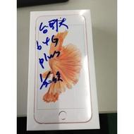 蘋果iphone 6s plus i6s+ 64g 5.5吋 公司貨手機單機空機28888元