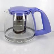 สินค้าแม่และเด็ก  Tea Pot กาชงชา 750 ml สีม่วง เครื่องชงกาแฟ ถ้วยทวง เครื่องปั่นฟองนม เครื่องบดกาแฟ ขวดทำวิปครีม ช้อนตวง