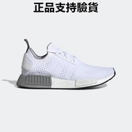 支持驗貨Adidas NMD R1 PK Cloud White 白 灰 EE5074