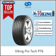 Viking Pro Tech PT6 Car Tyre 185/55R15 195/55R15 215/45R17 195/65R15 215/60R16 195/50R15 205/45R16 215/65R16