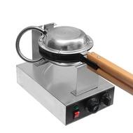 雞蛋仔機 國外專用美式/歐式/英式插頭110V蛋仔餅機器電熱式商用QQ雞蛋仔機JD 110v 傾城小鋪 居家生活節