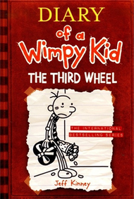 Diary of a Wimpy Kid : The Third Wheel 遜咖日記:變調的情人節