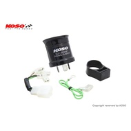 【杰仔小舖】KOSO二代LED方向燈繼電器(大聲版),適用:RS/GSR/G4/GTR/豪邁/RSZ/RX/GP/迪爵