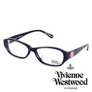 Vivienne Westwood 英國薇薇安魏斯伍德立體龐克多邊形土星款(黑面粉logo)VW27401