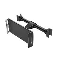 車載平板支架 汽車車載ipad後排手機平板支架懶人後座椅頭枕ipad多功能支架 全館八八折