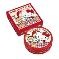 🇯🇵日本代購 北日本限量歐風Kitty奶油餅乾禮盒60入 附提袋[預購]