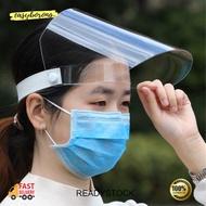 Face Shield Waterproof Anti-Fog Dental Face Shield Mask Protective topeng pelindung muka face protection
