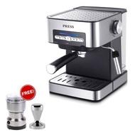 โปรโมชั่น เครื่องชงกาแฟ เครื่องชงกาแฟสด PRESS 850W 1.6ลิตร COFFEE MACHINE เครื่องทำกาแฟ เครื่องชงกาแฟอัตโนมัติ ราคาถูก เครื่องชงกาแฟ เครื่องชงกาแฟสด เครื่องชงกาแฟอัตโนมัติ เครื่องชงกาแฟพกพา