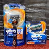 Gillette 吉列無感手動刮鬍刀超值組(刮鬍刀+刀片5組)