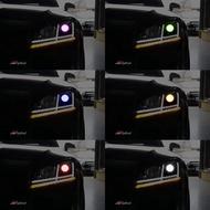 【現貨爆款】【重磅超質感】《《l领克》》適用于06-13奧迪TT前大燈總成LED尾燈總成熏黑日行燈透鏡大燈改裝