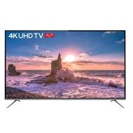 (จัดส่งฟรี)TCL 4K HDR LED ANDROID TV 9.0  ขนาด 55 นิ้ว รุ่น 55P8