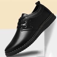 *STYLE FASHION* รองเท้าหนังผู้ชายทรงโลฟเฟอร์ พื้นกันลื่น ใส่สบาย ระบายอากาศดี ทนทานมาก รองเท้าหนังชาย รองเท้าหนัง รองเท้าหนังผู้ชาย รองเท้าคัชชู ผช
