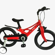 [SPECIAL DESIGN] HIGH QUALITY HTG KIDS BIKE WITH ALLOY SPORT RIM 16INCH**FREE GIFT**