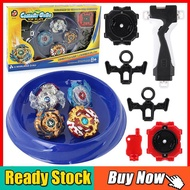 Beyblade Burst Set Burst Beyblade Burst Set Beyblade Burst Launcher Set Grip Beyblade Burst Stadium Set Beyblade Burst Cho Z Toy Beyblade 4PCS Metal Fight Battle Kids Toys Metal Fusion Gift Bey Beyblade Burst Set With Stadium Beyblade Burst Valkyrie Set
