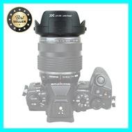 JJC LH-J66 เลนส์ฮู้ดสำหรับ Olympus 12-40mm f/2.8 PRO Lens เลือก 1 ชิ้น อุปกรณ์ถ่ายภาพ กล้อง Battery ถ่าน Filters สายคล้องกล้อง Flash แบตเตอรี่ ซูม แฟลช ขาตั้ง ปรับแสง เก็บข้อมูล Memory card เลนส์ ฟิลเตอร์ Filters Flash กระเป๋า ฟิล์ม เดินทาง