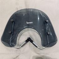 Vespa燻黑義製風鏡 LX125/150用 復古 偉士牌