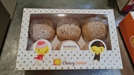Box Of Original Chewy Cream Puffs