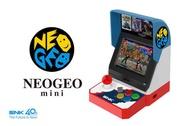 亞洲版格鬥系列 SNK 40 周年紀念遊戲機 NEOGEO mini 迷你SNK主機