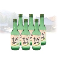 (6x360ML) Good Day Soju Original