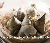 Holiday Inn Singapore Atrium Xin Cuisine Assorted Dumpling Bak Chang 6-Piece Bundle