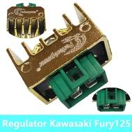 Perfect Power Kawasaki FURY 125 4 Pins Regulator