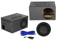 "(Polk Audio) Polk Audio DB1042SVC 10"" 1050w Car Audio Subwoofer+Vented Sub Box Enclosure-DB1042SV..."