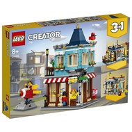 樂高積木 LEGO《 LT31105 》2020年 創意大師 Creator 系列 - 排屋玩具店