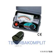 Kyoritsu 4102a Analog Earth Tester Kyoritsu 4102 A Earth Grounding Tester 100% Original
