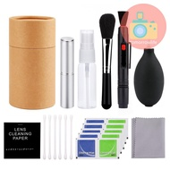 Professional Camera Cleaning Kit Lens Cleaning Kit with Air Blower Cleaning Pen Cleaning C