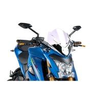 【93 MOTO】 PUIG SUZUKI / GSX-S1000 / 15-20 / 風鏡 / 擋風鏡 / 含支架