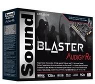 ✡SunR✡[創新未來]CREATIVE Sound Blaster Audigy Rx PCI-E 音效卡