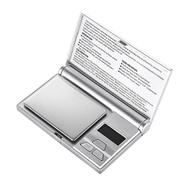 1 PC ตาชั่งอิเล็กทรอนิกส์ขนาดเล็กมัลติฟังก์ชั่ที่แม่นยำน้ำหนักความสมดุล UP เครื่องตาชั่งอัญมณีไม่มีแบตเตอรี่ (200g/0.01g)