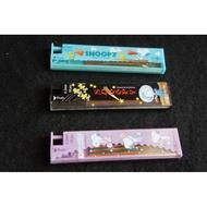 全新正版授權SNOOPY史努比彩色筆蕊/史努比彩色筆芯~0.5mm~每盒有6色