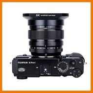🔥 สินค้าขายดี🔥 ฮูดเลนส์ JJC LH-JXF23II สำหรับเลนส์ Fuji 23mm F1.4 และ 56mm F1.2 ##กล้องถ่ายรูป ถ่ายภาพ ฟิล์ม อุปกรณ์กล้อง สายชาร์จ แท่นชาร์จ Camera Adapter Battery อะไหล่กล้อง เคส
