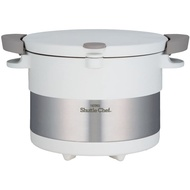 THERMOS VACUUM THERMO-COOKER SHUTTLE CHEF 3.0L PURE WHITE KBC-3001 PWH