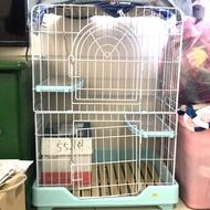 新營☆自取!購自犬貴族 二手貓籠 使用約半年 9成新