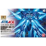 HG 1/144 : Gundam AGE-FX Burst