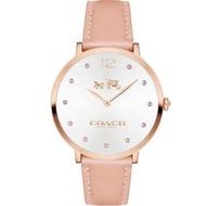 (🉐️)COACH 專櫃紀念錶款(粉)-限量