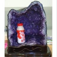 巴西紫水晶洞(水型)20kg