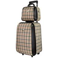 กระเป๋าเดินทางล้อลาก เซ็ตคู่ 20 นิ้ว และ 14 นิ้ว รุ่น 7720